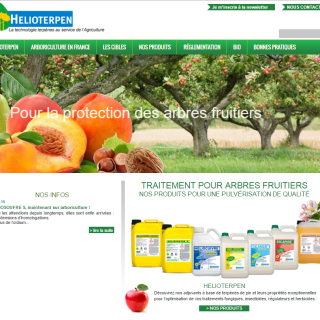 helioterpen-arboriculture