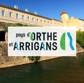 Novaldi Portail Web Communauté de communes Orthe et Arrigans